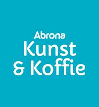 Abrona Kunst & Koffie Logo